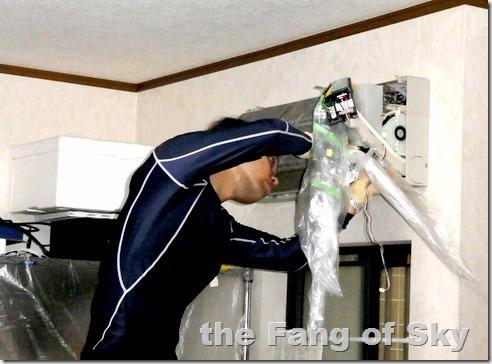 036基盤の防水
