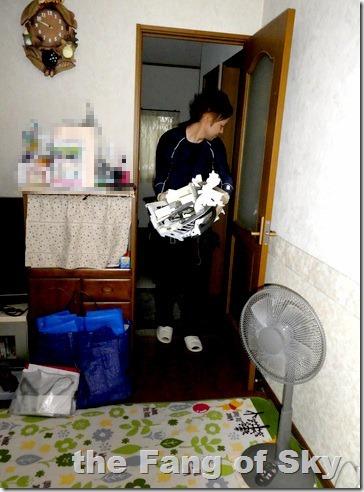 057洗浄準備