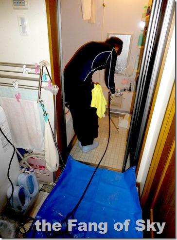 087高圧洗浄機